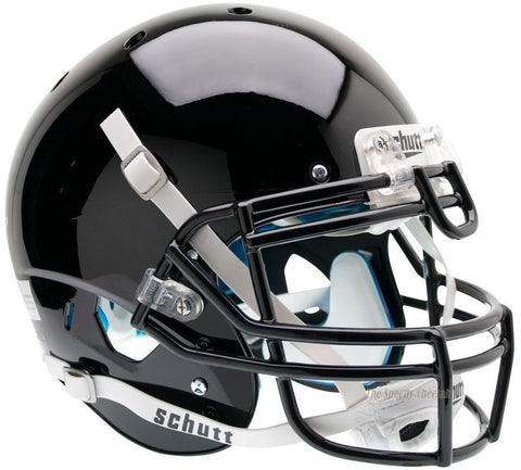 Army Black Knights Black Schutt XP Authentic Football Helmet