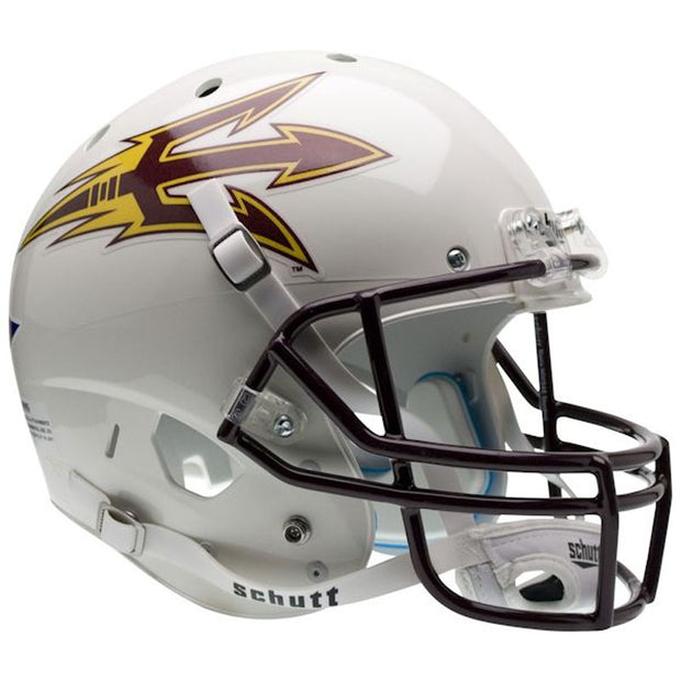 ASU Sun Devils White Schutt XP Replica Football Helmet