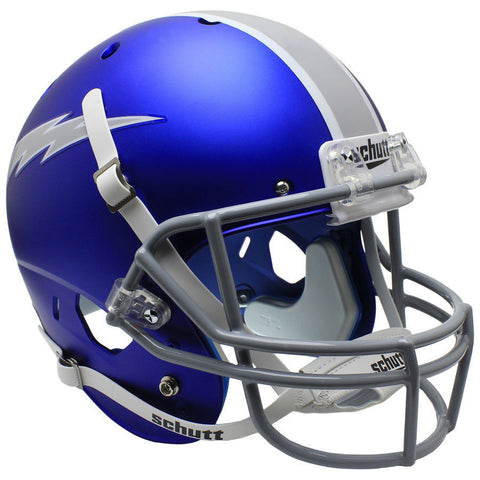 Air Force Falcons Blue Schutt XP Replica Football Helmet