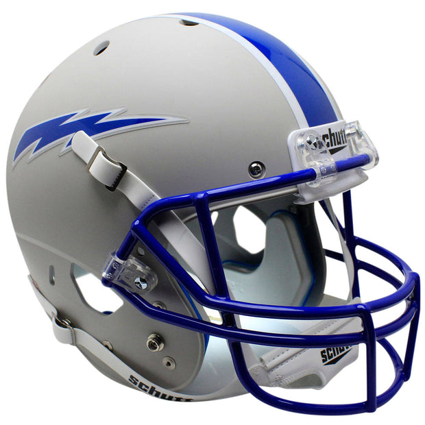 Air Force Falcons Gray Schutt XP Replica Football Helmet