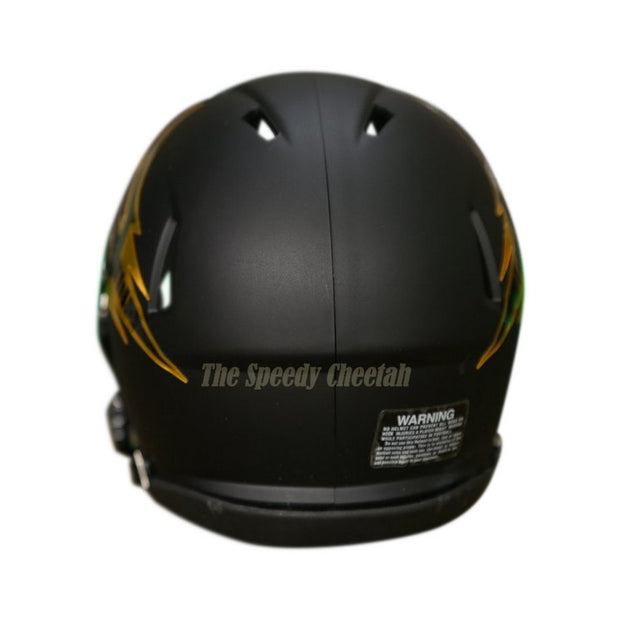 ASU Sun Devils Black Riddell Speed Mini Football Helmet