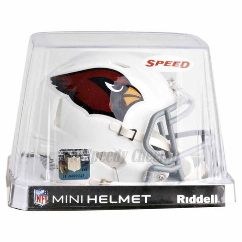 Arizona Cardinals Riddell Speed Mini Football Helmet