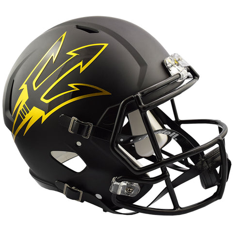 Arizona State ASU Sun Devils Riddell Speed Full Size Replica Football Helmet