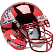Arizona Wildcats Chrome Schutt XP Authentic Football Helmet