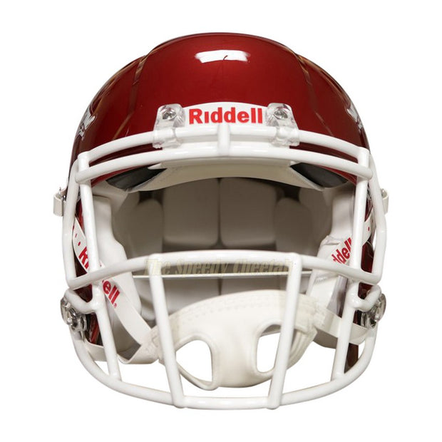 Arkansas Razorbacks Riddell Speed Authentic Football Helmet