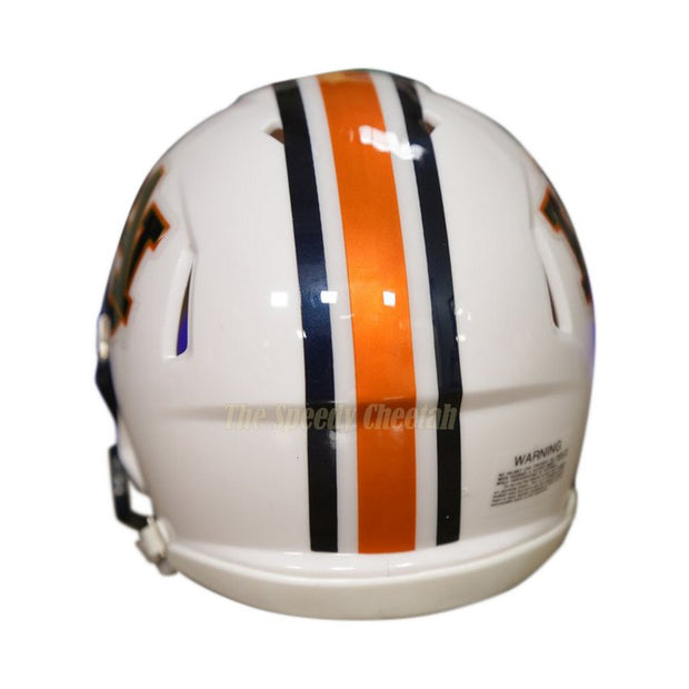 Auburn Tigers Riddell Speed Mini Football Helmet