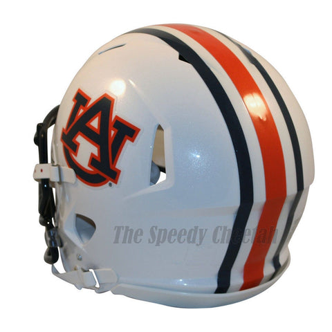 Auburn Tigers Riddell Revolution Speed Authentic Football Helmet