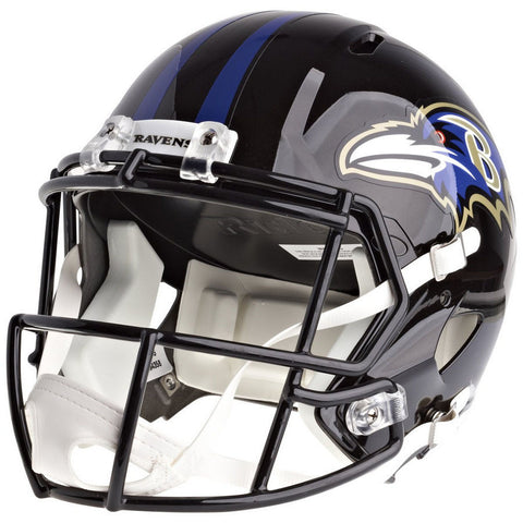Baltimore Ravens Riddell Speed Full Size Replica Football Helmet