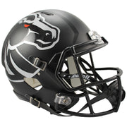 Boise State Broncos Black Riddell Speed Full Size Replica Football Helmet