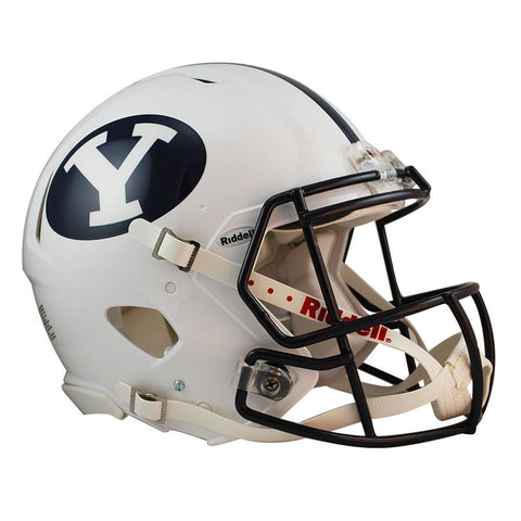 BYU Cougars Riddell Revolution Speed Authentic Football Helmet