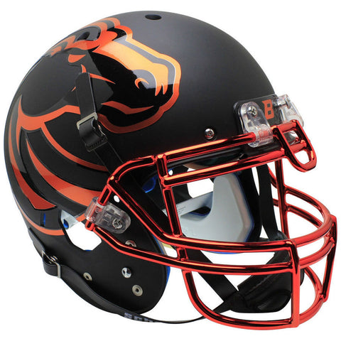 Boise State Broncos Halloween Schutt XP Authentic Football Helmet