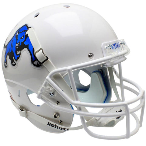 Buffalo Bulls White Bull Schutt XP Replica Football Helmet