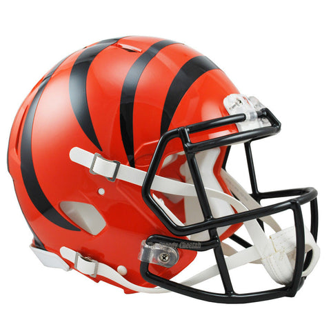 Cincinnati Bengals Riddell Revolution Speed Authentic Football Helmet