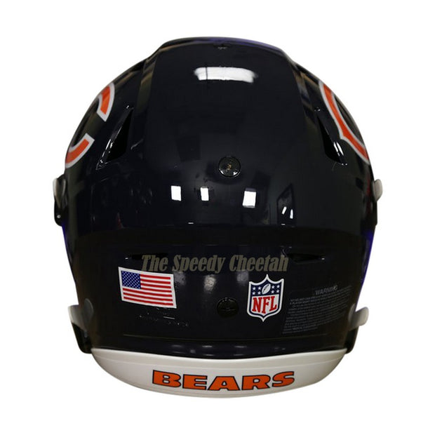 Chicago Bears Riddell SpeedFlex Authentic Football Helmet