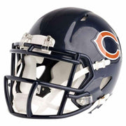 Chicago Bears Riddell Speed Mini Football Helmet