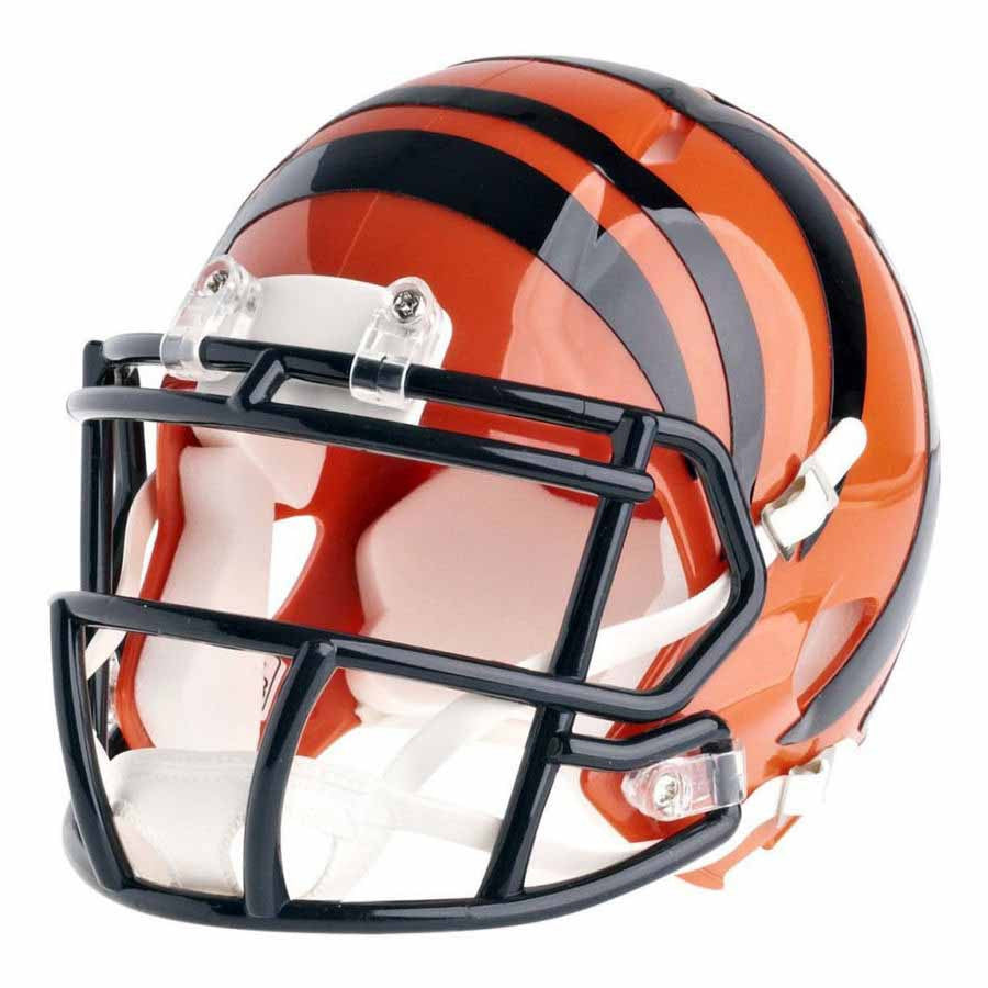 bc38bbae6 Cincinnati Bengals Riddell Speed Mini Football Helmet ...