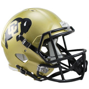 Colorado Buffaloes Riddell Speed Full Size Replica Football Helmet