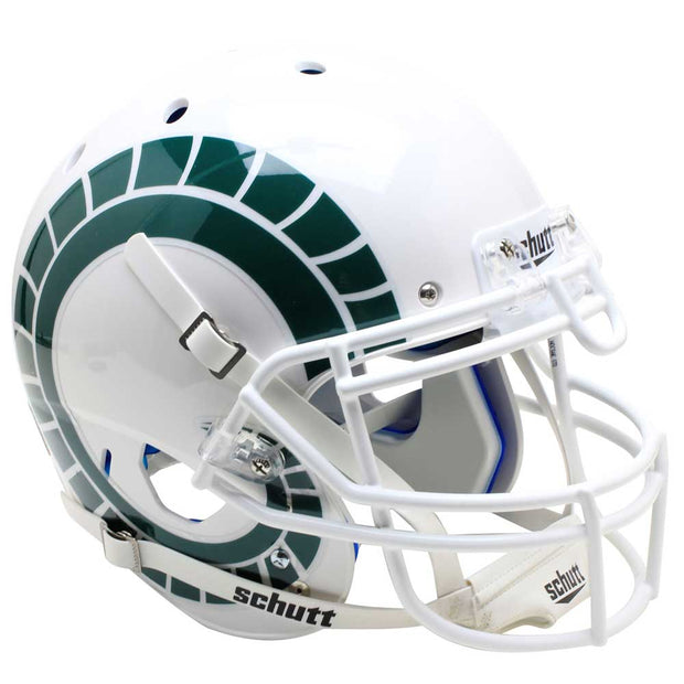 Colorado State Rams White Horns Schutt XP Authentic Football Helmet