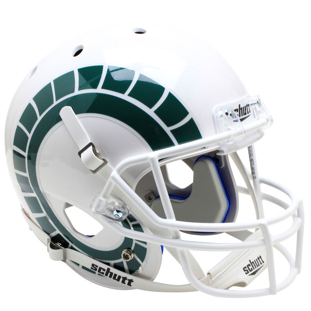 Colorado State Rams White Horns Schutt XP Replica Football Helmet