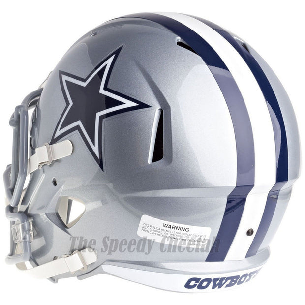 Dallas Cowboys Riddell Speed Full Size Replica Football Helmet