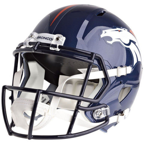 Denver Broncos Riddell Speed Full Size Replica Football Helmet