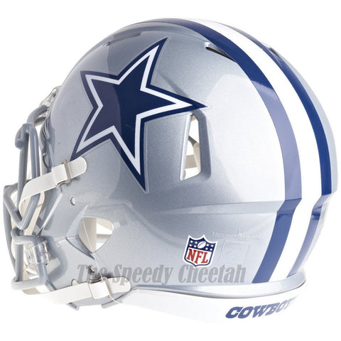 Dallas Cowboys Riddell Revolution Speed Authentic Football Helmet