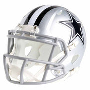 Dallas Cowboys Riddell Speed Mini Football Helmet