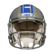 Detroit Lions Riddell Revolution Speed Authentic Football Helmet