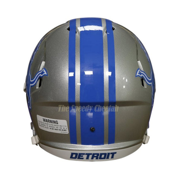 Detroit Lions Riddell Speed Full Size Replica Football Helmet