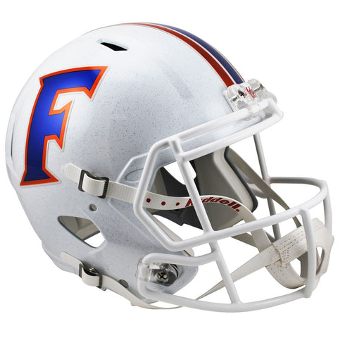 Florida Gators White Riddell Speed Full Size Replica Football Helmet
