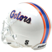 Florida Gators Chrome Decal Schutt XP Replica Football Helmet