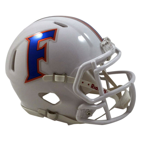 Florida Gators White Riddell Speed Mini Football Helmet