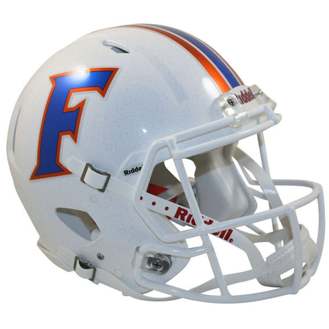 Florida Gators White Riddell Speed Authentic Football Helmet