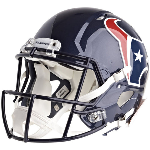 Houston Texans Riddell Revolution Speed Authentic Football Helmet