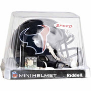 Houston Texans Riddell Speed Mini Football Helmet
