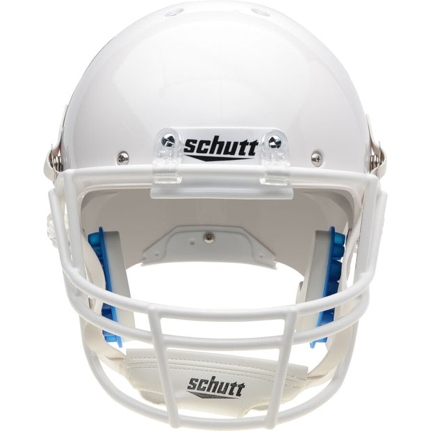 Illinois Fighting Illini White Orange I Schutt XP Authentic Football Helmet