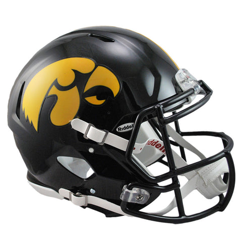 Iowa Hawkeyes Riddell Revolution Speed Authentic Football Helmet