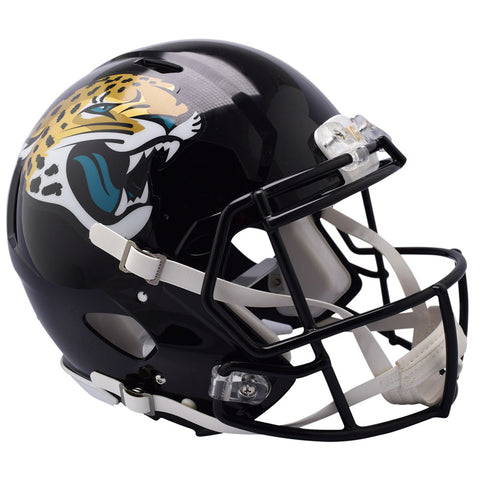 Jacksonville Jaguars NEW 2018 Riddell Speed Authentic Football Helmet