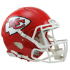 Kansas City Chiefs Riddell Revolution Speed Authentic Football Helmet
