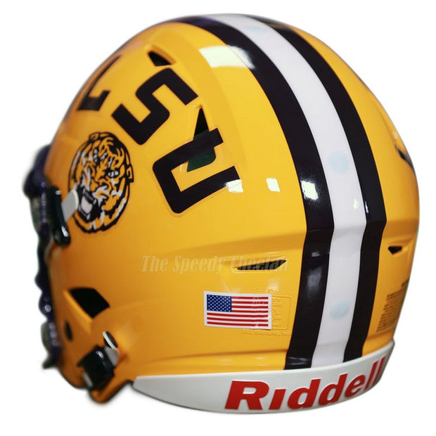 LSU Tigers Riddell SpeedFlex Authentic Football Helmet