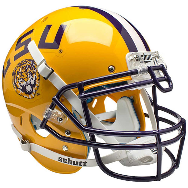 LSU Tigers Schutt XP Authentic Football Helmet