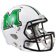 Marshall Thundering Herd Riddell Speed Full Size Replica Football Helmet