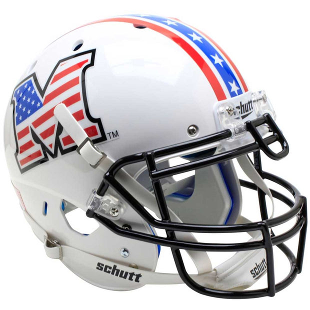 Marshall Thundering Herd Patriot Schutt XP Authentic Football Helmet
