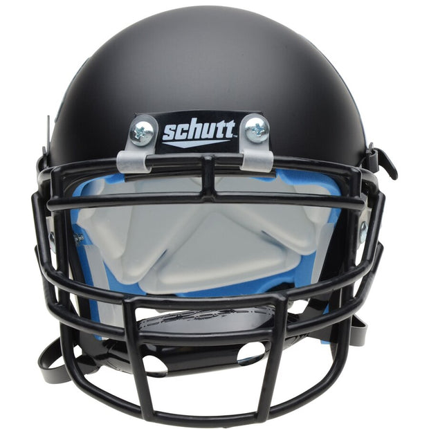 Memphis Tigers Matte Black Schutt XP Authentic Football Helmet