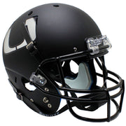 Miami Hurricanes Black Schutt XP Replica Football Helmet