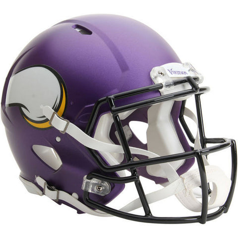 Minnesota Vikings Riddell Revolution Speed Authentic Football Helmet