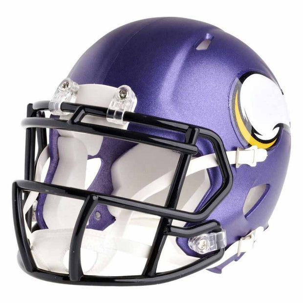Minnesota Vikings Riddell Speed Mini Football Helmet