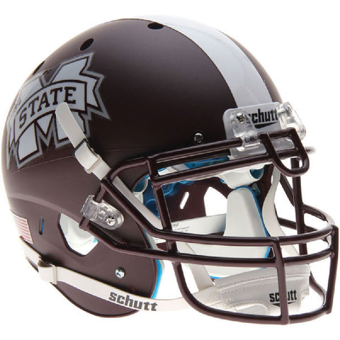 Mississippi State Bulldogs Schutt XP Authentic Football Helmet
