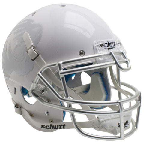 Missouri Tigers White Silver Mask Schutt XP Authentic Football Helmet