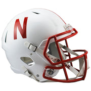 Nebraska Cornhuskers Riddell Speed Full Size Replica Football Helmet